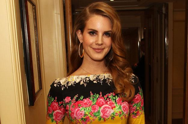 Lana Del Ray była już gwiazdą w 2011 roku. W 2012 będzie jeszcze większą? fot. Dave Hogan /Getty Images/Flash Press Media