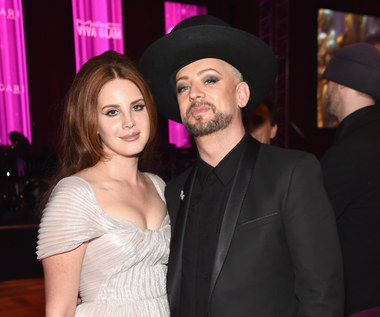 "Lana Del Rey i The Weeknd razem (""Lust For Life"")"