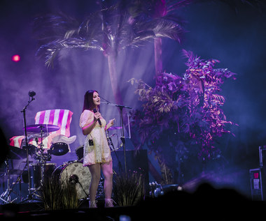 Lana Del Rey na Open'er Festival 2019: W objęciach fanów [RELACJA, ZDJĘCIA]