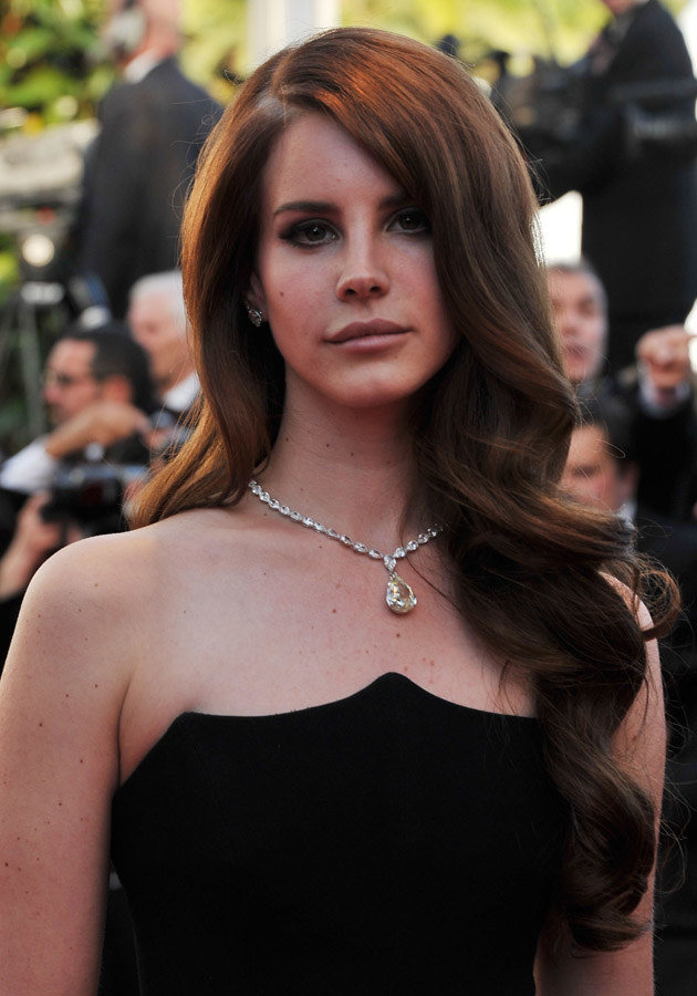 Lana Del Rey /Pascal Le Segretain /Getty Images