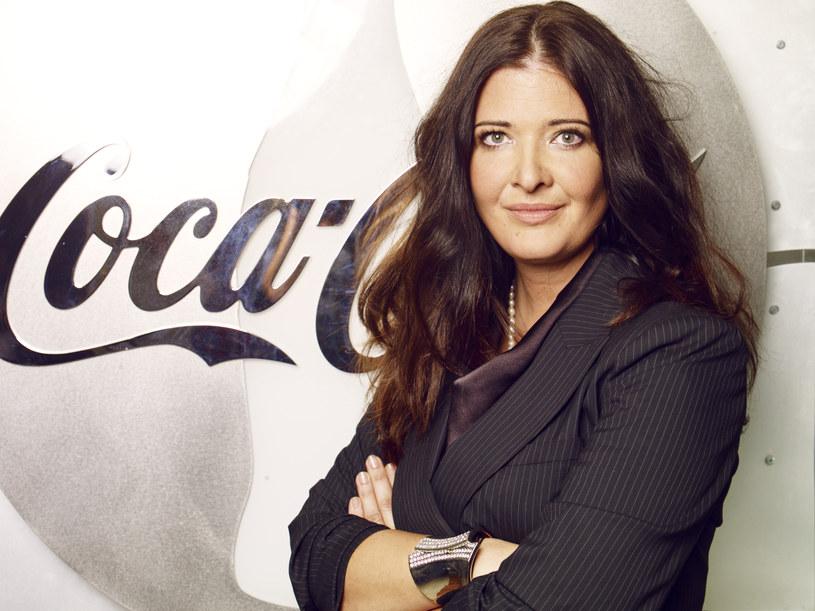 Lana Popović, dyrektor generalna Coca-Cola Poland Services /&nbsp