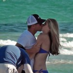 Lance Armstrong na wakacjach z ukochaną!