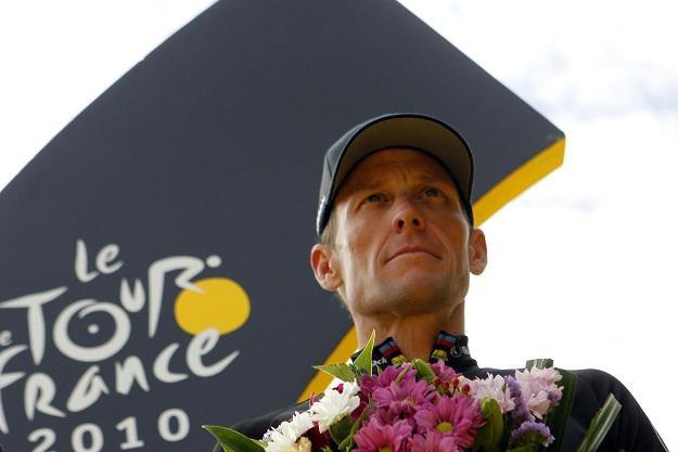 Lance Armstrong zajął drugie miejsce w zawodach Ironman w Panamie /AFP