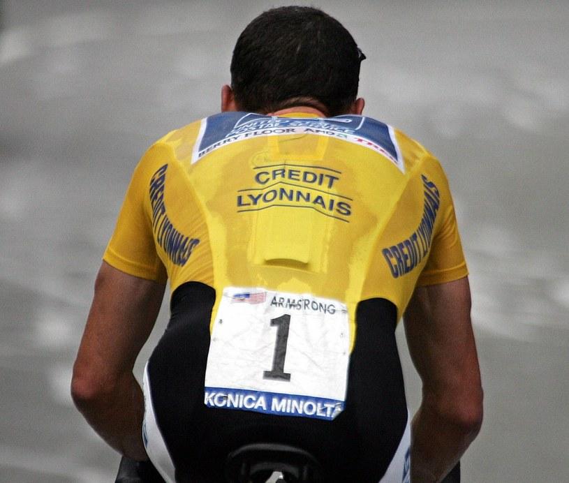 Lance Armstrong /AFP