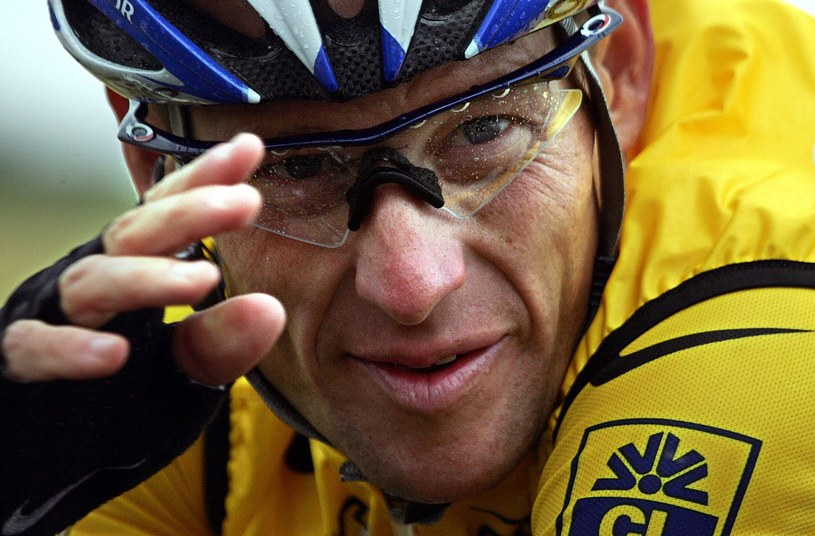 Lance Armstrong /AFP