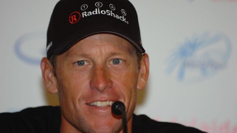 Lance Armstrong /SID