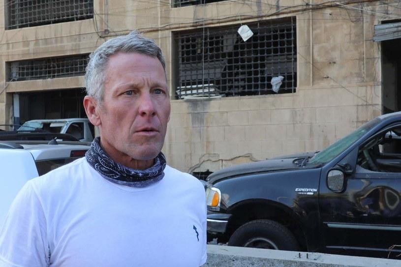 Lance Armstrong /AFP/AFP ANWAR AMRO/ /AFP
