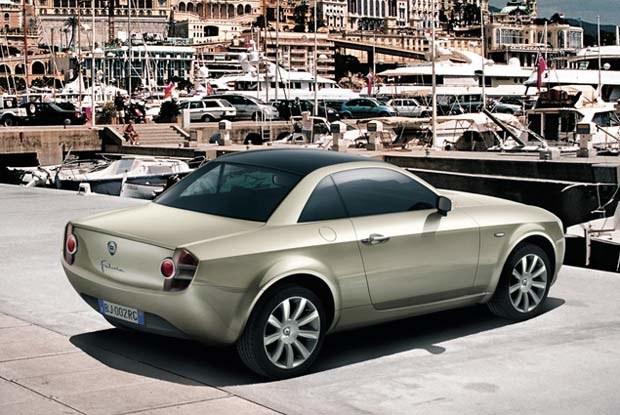 Lancia Fulvia Coupe (kliknij) /INTERIA.PL