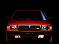 Lancia Thema 8.32 (1986-1988)