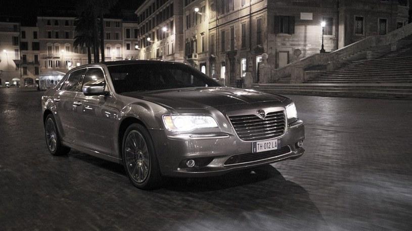 Lancia Thema /materiały promocyjne