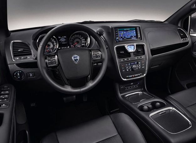 Lancia Voyager /materiały promocyjne