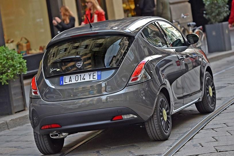 Lancia Ypsilon Elefantino /materiały promocyjne