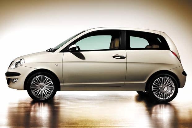 Lancia Ypsilon (kliknij) /INTERIA.PL
