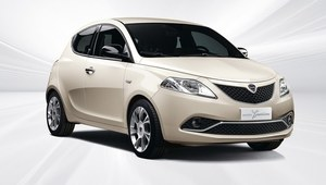 Lancia Ypsilon po face liftingu