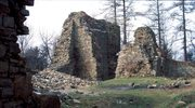 Lanckorona porządkuje ruiny zamku