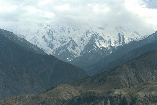 Łańcuch górski Karakorum /AFP