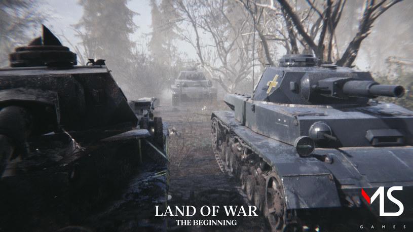 Land of War - The Beginning /materiały prasowe