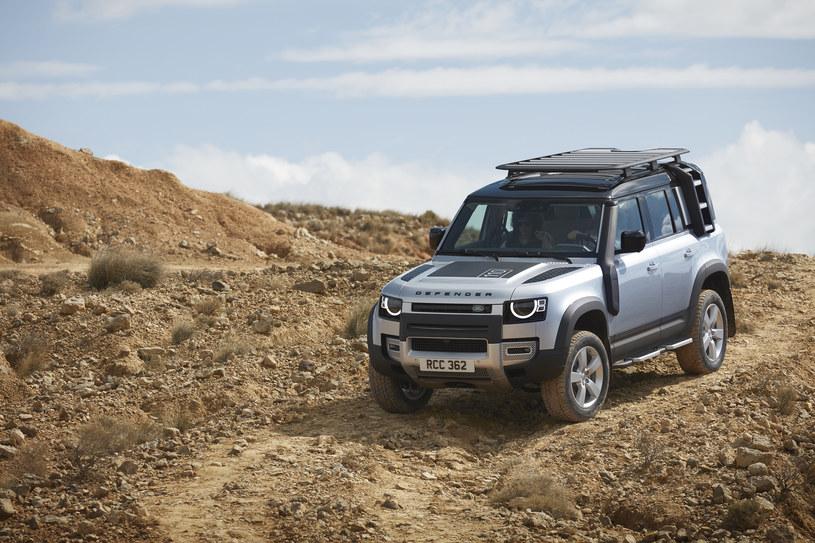 Land Rover Defender 110 z pakietem Explorer /