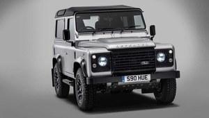 Land Rover Defender dopiero za 3 lata