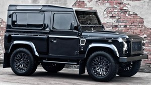 Land Rover Defender Harris Tweed Edition