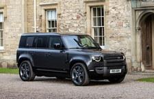 Land Rover Defender z silnikiem V8!
