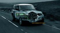 Land Rover Defender z wodorowym napędem
