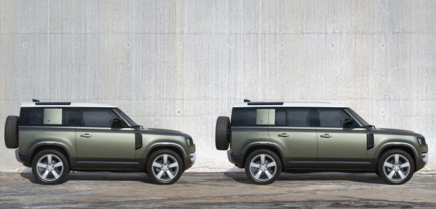 Land Rover Defender /Land Rover