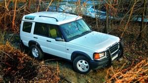 Land Rover Discovery 2 - nie warto wierzyć stereotypom