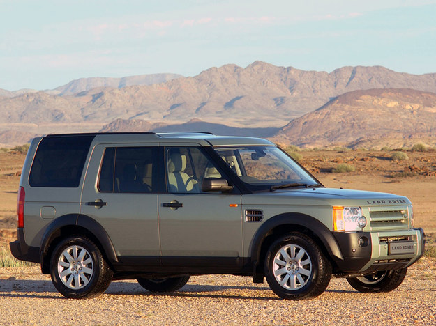 Land Rover Discovery 3 (2004-2009) /Land Rover