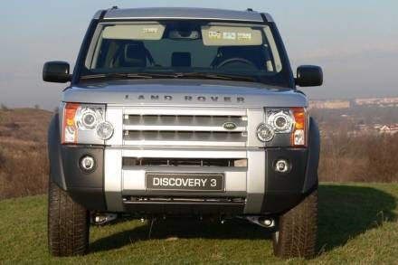 Land rover discovery 3 / Kliknij /INTERIA.PL
