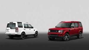 Land Rover Discovery 4 - drobny retusz