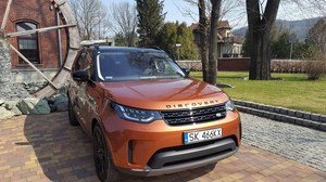 "Land Rover Discovery – ""Disco"" XXI wieku"