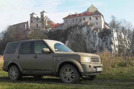 Land rover discovery IV / kliknij /INTERIA.PL
