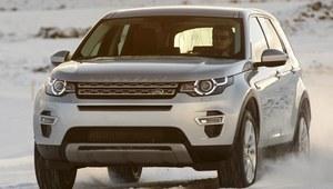 Land Rover Discovery Sport - pierwsza jazda