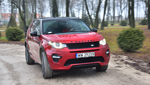 Land Rover Discovery Sport TD4 HSE Luxury  – test