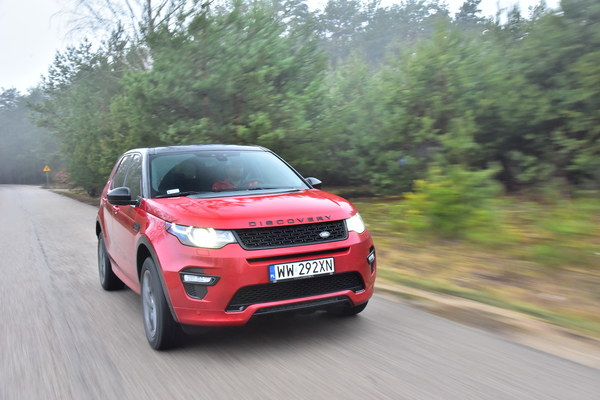 Land Rover Discovery Sport TD4 HSE Luxury