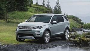 Land Rover Discovery Sport  z nowymi silnikami wyceniony