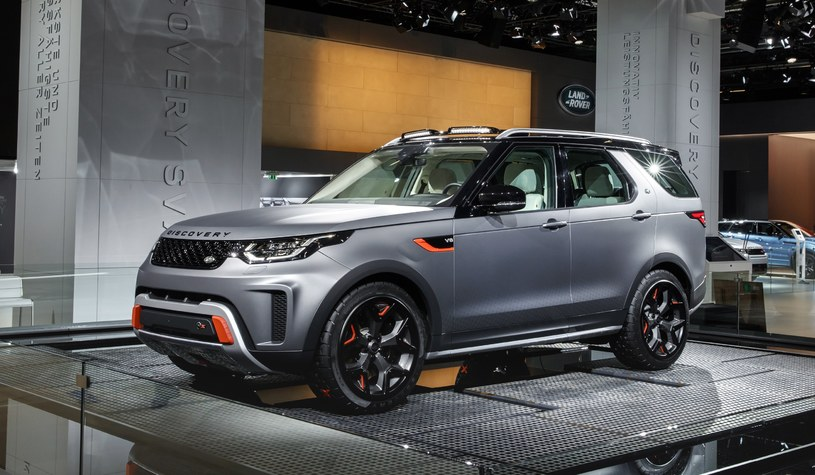 Land Rover Discovery SVX /