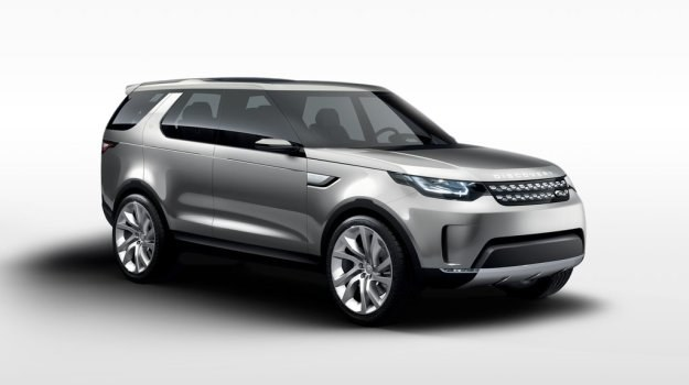 Land Rover Discovery Vision Concept (2014) /Land Rover