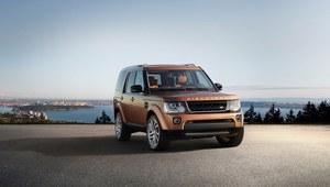 Land Rover Discovery w nowych wersjach