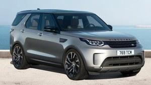 Land Rover Discovery z polskimi cenami