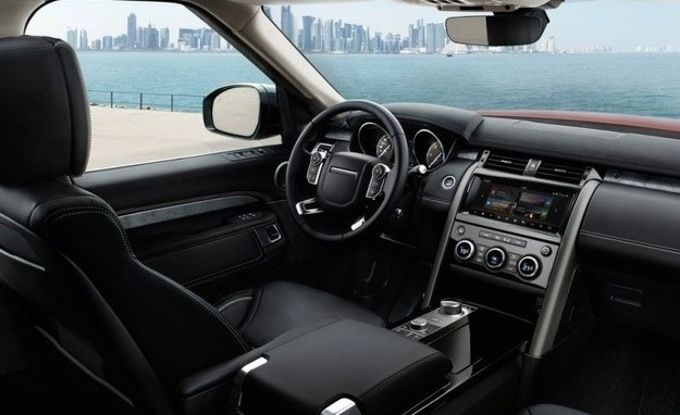 Land Rover Discovery /