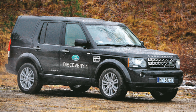 Land Rover Discovery /Motor