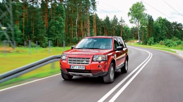 Land Rover Freelander (2008) /Motor