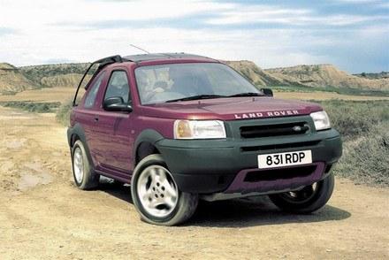 Land rover freelander / Kliknij /OFF-ROAD PL