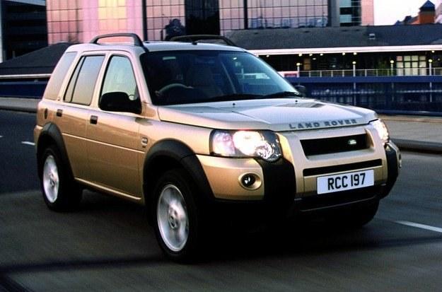 Land rover freelander to jeden z częściej przerabianych aut /