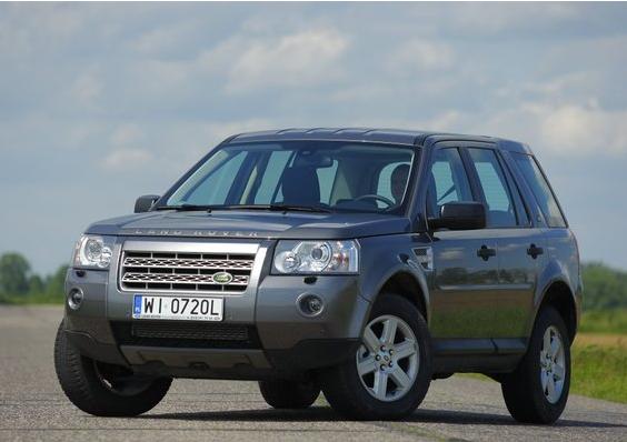 Land Rover Freelander /Motor