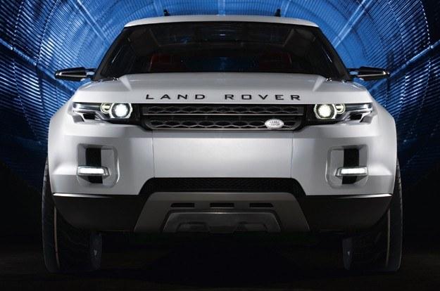Land rover LRX /