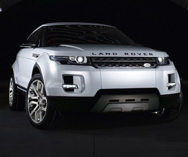 Land rover tylko na asfalt