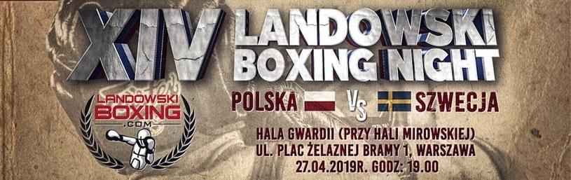 Landowski Boxing Night /